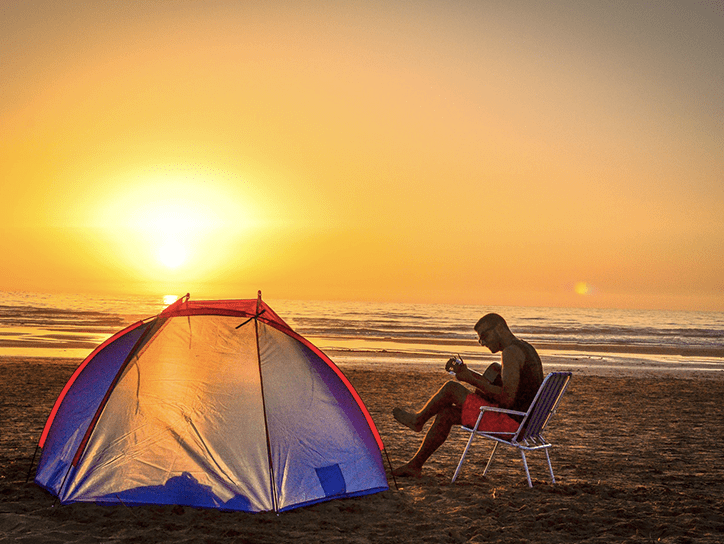Photo of Paginated Post: 9 Best Places to Go Camping Around the World