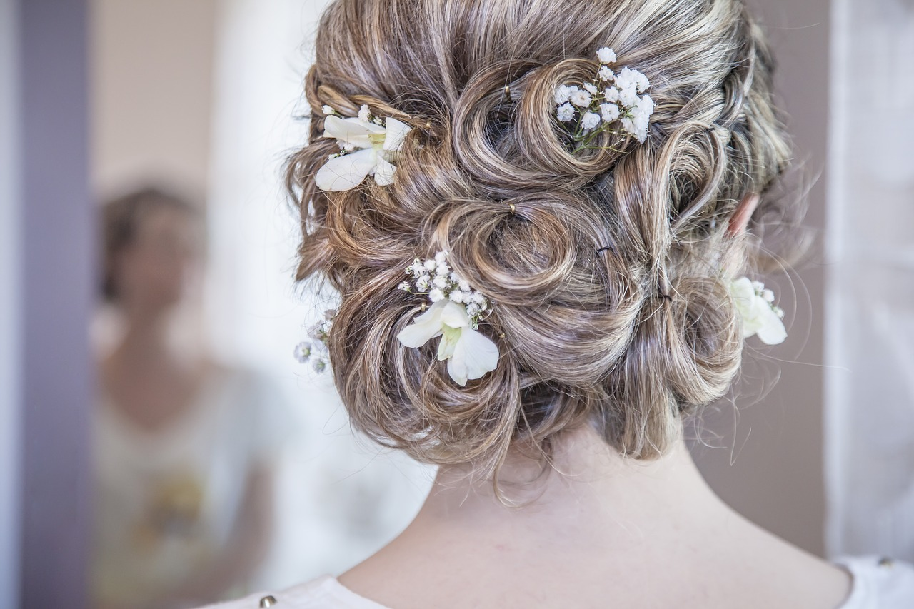 Photo of Tips for Choosing Your Wedding Hair Style